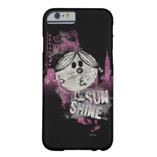 Coque Barely There iPhone 6 Soleil de NYC sur Broadway