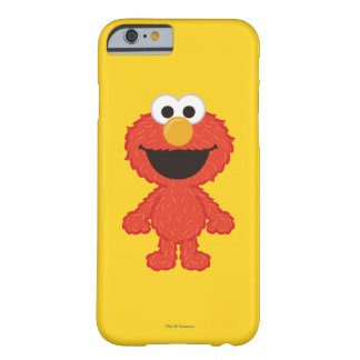 Coque Barely There iPhone 6 Style de laine d'Elmo