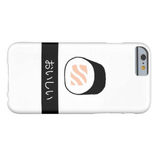 Coque Barely There iPhone 6 sushi d'oishii de おいしい