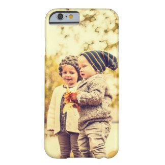 Coque Barely There iPhone 6 Téléchargez votre propre image
