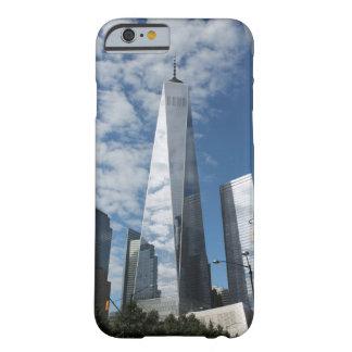Coque Barely There iPhone 6 Tour de liberté de New York