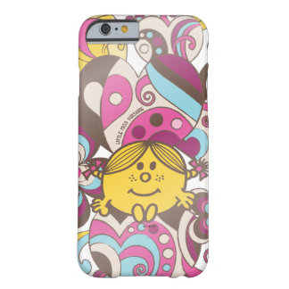 Coque Barely There iPhone 6 Tout le monde aime petite Mlle Sunshine