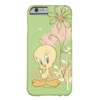 "Coque Barely There iPhone 6 Tweety ""se perfectionnent juste ainsi """