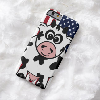 Coque Barely There iPhone 6 Vache américaine