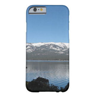 Coque Barely There iPhone 6 Village de pente, rivage du nord le lac Tahoe
