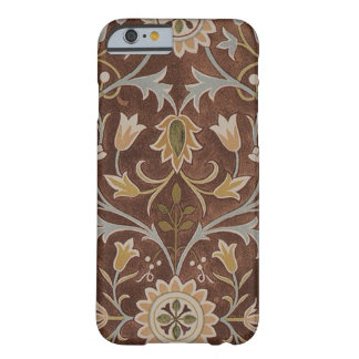 Coque Barely There iPhone 6 William Morris vintage peu de fleur GalleryHD