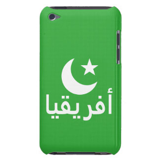 Coque Barely There iPod أفريقيا Afrique en arabe
