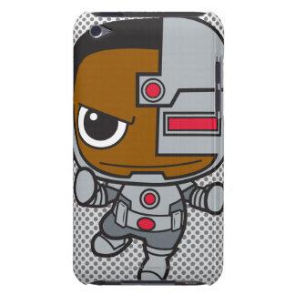 Coque Barely There iPod Mini cyborg