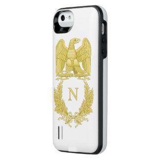 Coque Batterie Pour iPhone SE/5/5s Emblème de Napoleon Bonaparte