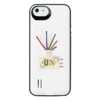 Coque Batterie Pour iPhone SE/5/5s Paquet punk de batterie de diffuseur de pièce