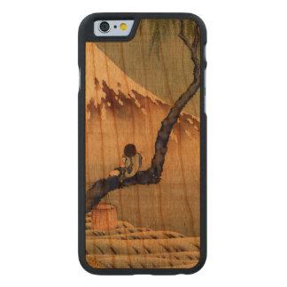 COQUE CARVED® iPhone 6 EN CERISIER