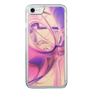 Coque Carved iPhone 8/7 Abrégé sur jus de prune