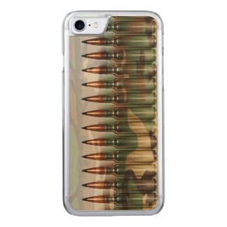 Coque Carved iPhone 8/7 Balles de camouflage