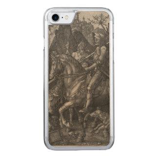 Coque Carved iPhone 8/7 Chevalier, mort et le diable par Albrecht Durer