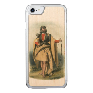 Coque Carved iPhone 8/7 Clan MacArthur