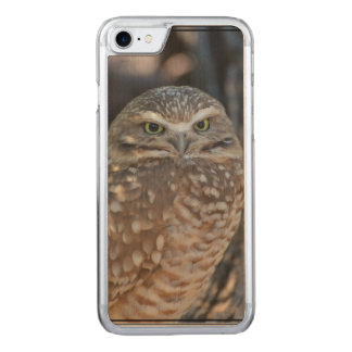 Coque Carved iPhone 8/7 Creuser le hibou