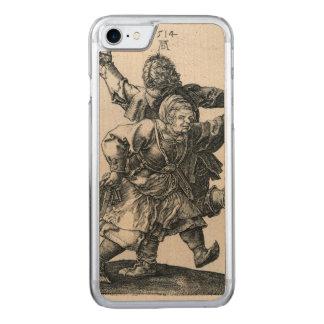 Coque Carved iPhone 8/7 Danse rurale de couples par Albrecht Durer