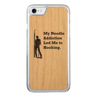 Coque Carved iPhone 8/7 Dépendance d'aiguille