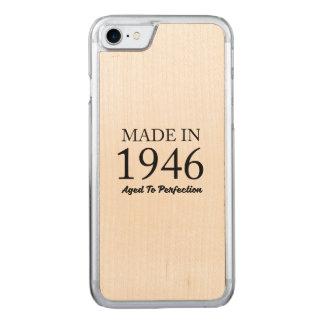 Coque Carved iPhone 8/7 Fait en 1946