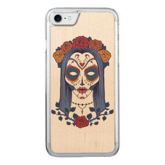 Coque Carved iPhone 8/7 Jour de femme des morts