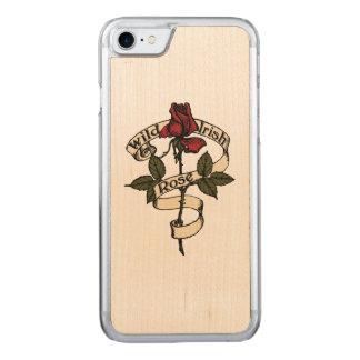 Coque Carved iPhone 8/7 L'Irlandais sauvage s'est levé