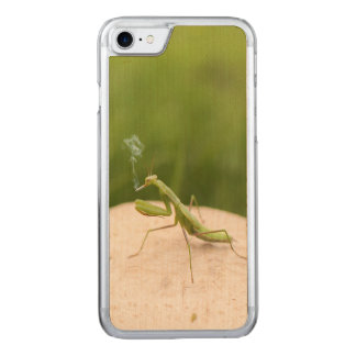 Coque Carved iPhone 8/7 Mante de tabagisme