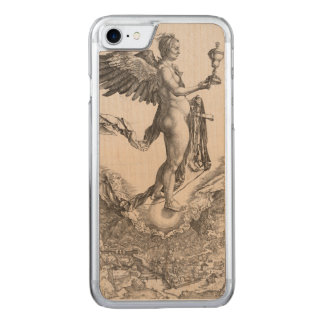 Coque Carved iPhone 8/7 Nemesis par Albrecht Durer