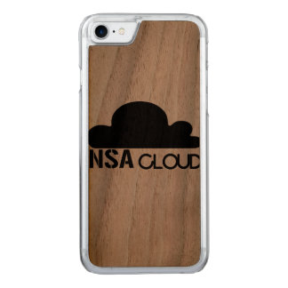 Coque Carved iPhone 8/7 NSA dans le nuage