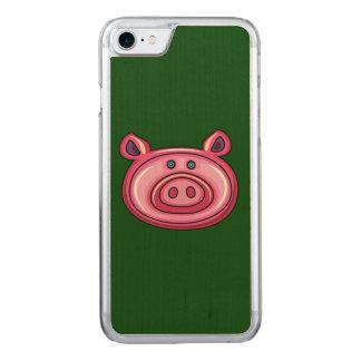 Coque Carved iPhone 8/7 Porc mignon