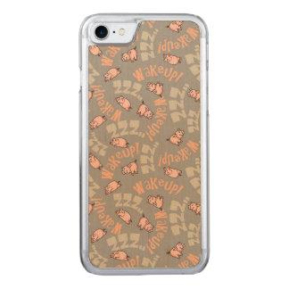Coque Carved iPhone 8/7 Porcs mignons