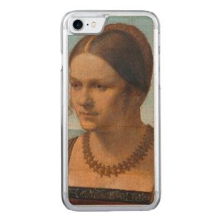 Coque Carved iPhone 8/7 Portrait de jeune Madame vénitienne par Durer