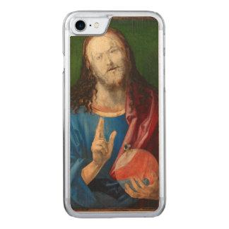 Coque Carved iPhone 8/7 Salvator Mundi par Albrecht Durer