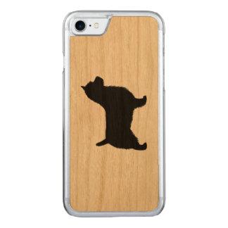 Coque Carved iPhone 8/7 Silhouette de Terrier australien