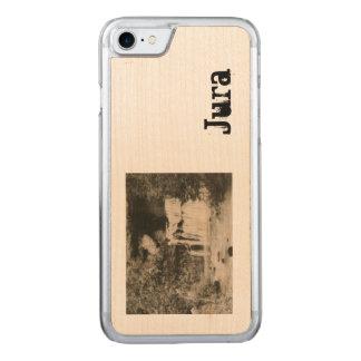Coque Carved iPhone 8/7 Source de la rivière Lizon Franche Comte Jura