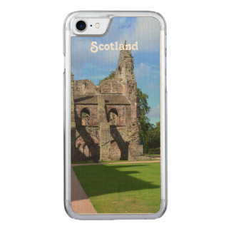 Coque Carved iPhone 8/7 Vues d'abbaye de Holyrood