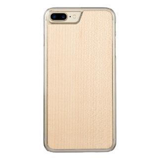 Coque Carved iPhone 8 Plus/7 Plus cas découpé plus de l'iPhone 7