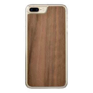 Coque Carved iPhone 8 Plus/7 Plus cas en bois plus de l'iPhone 7