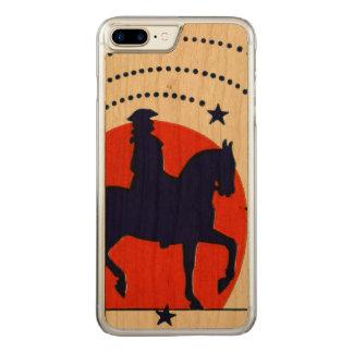 Coque Carved iPhone 8 Plus/7 Plus Juillet le Jour de la Déclaration d'Indépendance