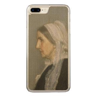 Coque Carved iPhone 8 Plus/7 Plus La mère de Whistler