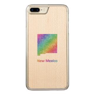 Coque Carved iPhone 8 Plus/7 Plus Le Nouveau Mexique