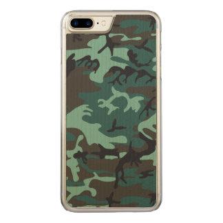 Coque Carved iPhone 8 Plus/7 Plus Les militaires camouflent