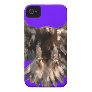Coque Case-Mate iPhone 4 aigle d'or
