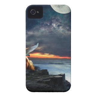 COQUE Case-Mate iPhone 4 ANGE PERDU