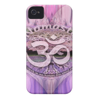 Coque Case-Mate iPhone 4 Arc-en-ciel de Namaste