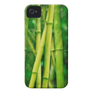 Coque Case-Mate iPhone 4 Bambou vert