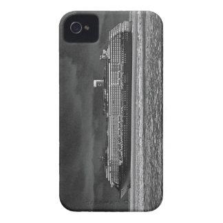 Coque Case-Mate iPhone 4 Bateau de croisière dans le port