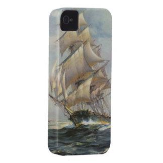 Coque Case-Mate iPhone 4 Bateau de navigation antique