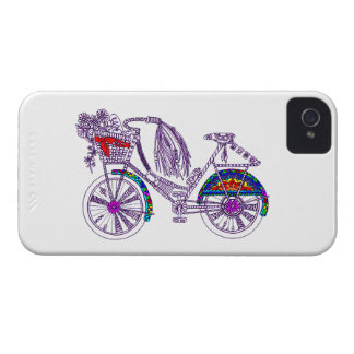 Coque Case-Mate iPhone 4 Bicyclette