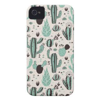Coque Case-Mate iPhone 4 Cactus