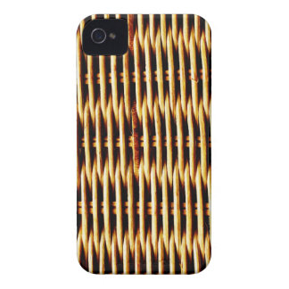 Coque Case-Mate iPhone 4 Cannes en bambou naturelles de Brown en bois